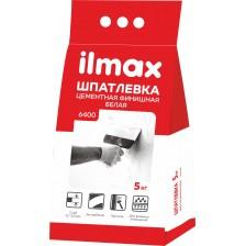 Шпатлевка ILMAX 6400 цементная финишная 5кг