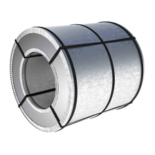Стальной прокат RALL 9003 (белый) с полимерным покрытием 0,45мм*1250мм