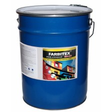 Эмаль алкидная FARBITEX ПФ-115 голубая 20кг