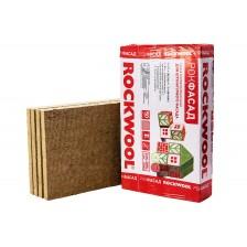 Теплоизоляция ROCKWOOL Рокфасад 100*600*1000 (уп/1,2м2)