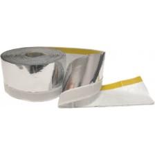 Внутренняя пароизоляционная лента ламинированная алюминиевой фольгой БелЛента ВЛ А 80 (рул/40м)
