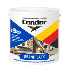 Защитный лак для минеральных поверхностей CONDOR Granit Lack 10кг