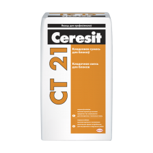 Кладочная смесь для блоков CERESIT CT21 25кг
