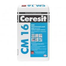 Клей для плитки эластичный CERESIT CM16 Flex 5кг
