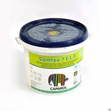Краска CAPAROL Samtex 7 E. L. F акриловая белая База1, 5л/7,1кг