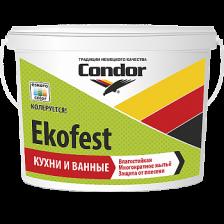 Краска ВД CONDOR Ekоfest 7,5кг
