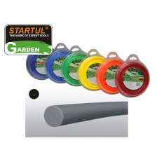 Леска STARTUL GARDEN диаметр 3,0мм/280 м сечение круглое арт. ST6055-301