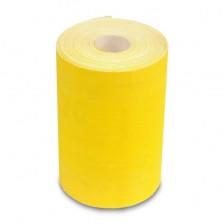 Бумага наждачная LIDER 115мм/4,5м зерно 120 желтая