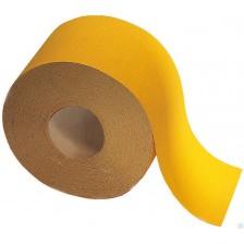 Бумага наждачная LIDER 115мм/4,5м зерно 240 желтая