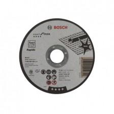 Круг отрезной BOSCH Expert 125*1,0*22,2мм д/нерж. стали арт.2608600549