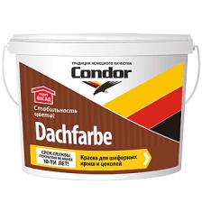 Краска водно-дисперсионная CONDOR Dachfarbe D-06 13кг