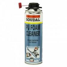Очиститель монтажной пены Soudal C/Fix 500мл