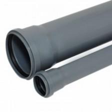 Труба канализационная ПВХ 110*1500 РосТурПласт арт.11184
