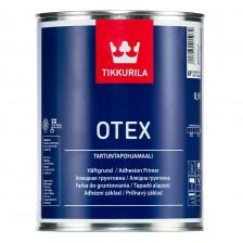 Грунтовка адгезионная быстрого высыхания Tikkurila Otex 0,9л