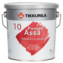 Лак матовый Tikkurila Paneeli Assa (Панели-Ясся) 2,7л