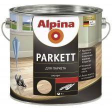 Лак ALPINA Parkett 10л