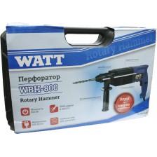 Перфоратор WATT WBH-800 Арт:5.800.026.10