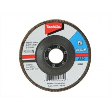 Круг лепестковый 115x22,2, P80, Makita Арт:D-27056