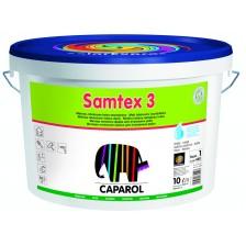 Краска CAPAROL Samtex 3 поливинилацетатная белая 10л/15кг