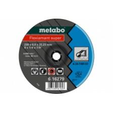 Круг обдирочный 230х6,0х22,2 для металла, Metabo Арт:616279000