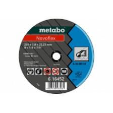 Круг отрезной 230х3,0х22,2 для стали, Metabo Арт:616452000