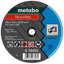 Круг отрезной 230х3х22 для стали, Metabo Арт:616477000