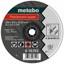Круг обдирочный 230х6,0х22,2 для алюминия, Metabo Арт:616763000