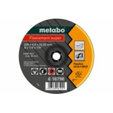 Круг обдирочный 230х4,0х22,2 для металла, Metabo Арт:616796000