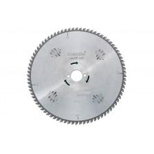 Диск пильный 250x30x2.8 мм, 80 зуб., для дерева, Metabo Арт:628088000