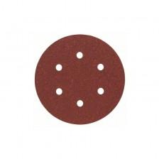 Шлифлист 150 мм, круг, K180, 10 шт, Makita Арт:P-37895