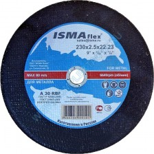 Круг отрезной по металлу ISMA 350*3,4*32мм