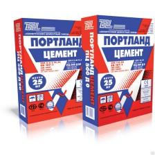 Портландцемент ЦЕМ I 42,5 Н Д0 (мешок 25кг)