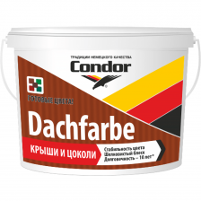 Краска Condor Dachfarbe D21 ВД 13кг