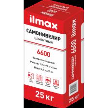 Самонивелир цементный ILMAX 6600 25кг