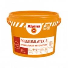 Краска ALPINA Expert Premiumlatex 3 акриловая прозрачная 9,4л/14,9кг