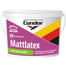 Краска ВД CONDOR Mattlatex 15кг