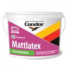 Краска ВД CONDOR Mattlatex 7,5кг
