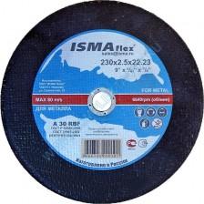 Круг отрезной по металлу ISMA 125*1,2*22,23мм