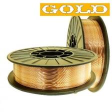 Проволока GOLD G3Si1 D200 d=0,6