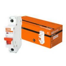 Автоматический выключатель TDM ВА47-29 1Р 25А 4,5кА х-ка С арт. SQ0206-0076