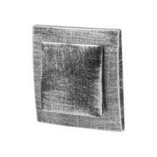 Выключатель одноклавишный Стандарт Юпитер (серебро, скрытый 6А) арт. JP7424-05