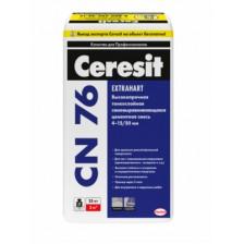 Высокопрочная самонивилирующаяся смесь CERESIT CN 76