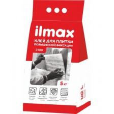 Клей для плитки ILMAX 3100 повышенной фиксации 5кг