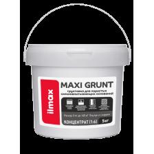 Грунтовка ILMAX maxi grunt для пористых сильновпитывающих оснований 5кг (концентрат 1:6)