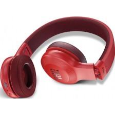 Наушники-гарнитура JBL E45BT / JBLE45BTRED (красный)