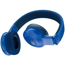 Наушники-гарнитура JBL E45BT / JBLE45BTBLU (синий)