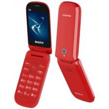 Мобильный телефон Maxvi E3 (красный)