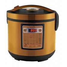 Мультиварка Centek CT-1495 (черный/золото)
