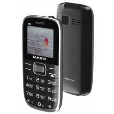 Мобильный телефон Maxvi B6 (черный)