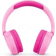 Наушники-гарнитура JBL JR300BT PIK (розовый)